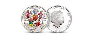 Pamětní mince Čtyřlístek & Hrnec zlata