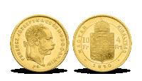 Čtyřzlatník císaře Františka Josefa I.