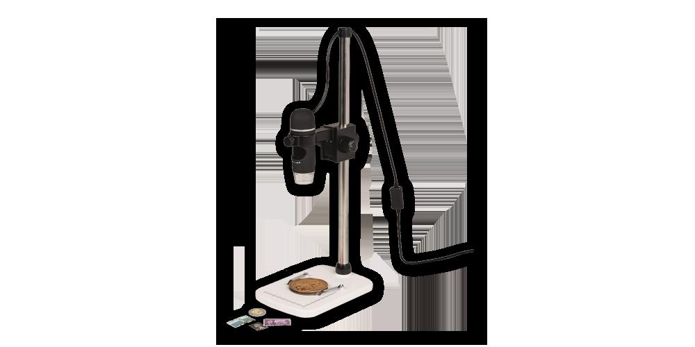 Digitální USB mikroskop DM4