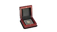 Dřevěný box na jednu minci VOLTERRA
