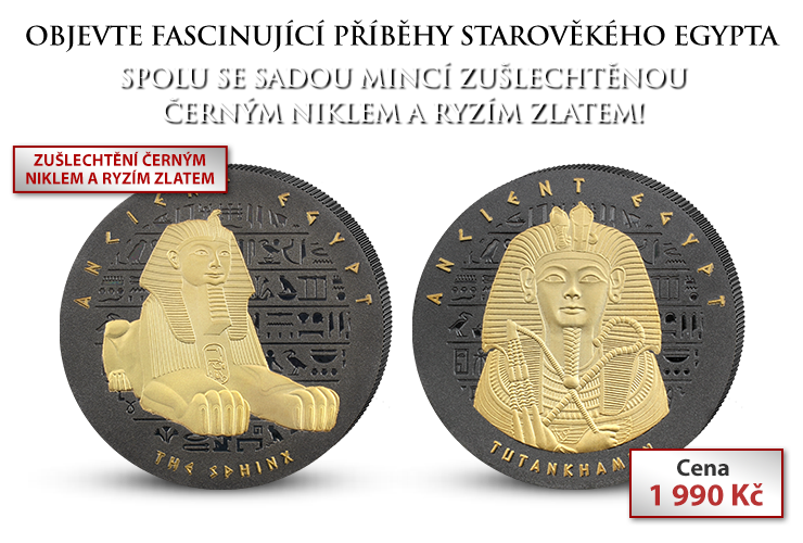 Vydejte se na cestu do starověkého Egypta