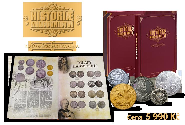 Velká Kniha Historie mincovnictví