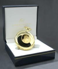 Elegantní box na uložení hodinek