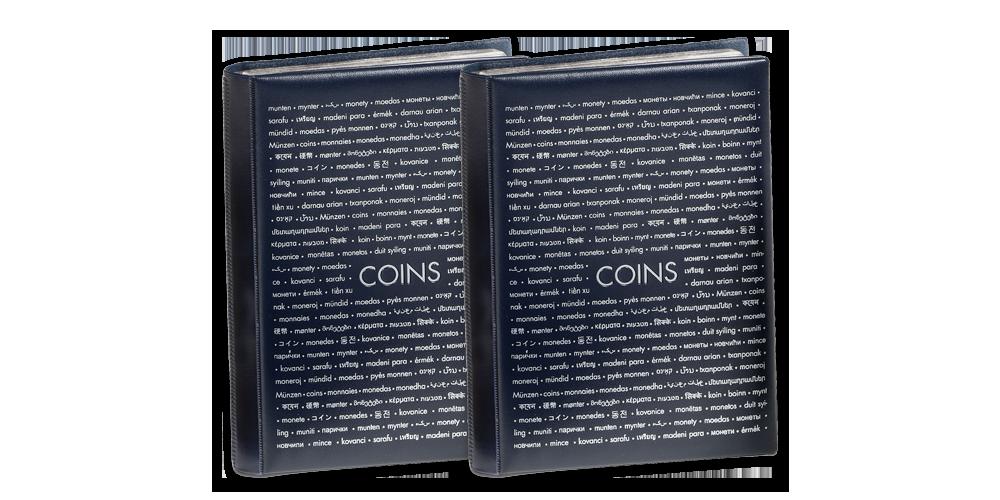 Kapesní sběratelské album ROUTE 96 na 96 mincí
