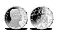 Slavná Desetikoruna T. G. Masaryka z roku 1928
