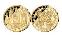 Pamětní medaile Karlův most