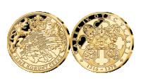 Pamětní medaile Země Koruny české