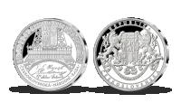 100. výročí vzniku Československa v ryzím stříbře - Československá národní rada