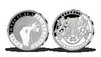 100. výročí vzniku Československa v ryzím stříbře - Sametová revoluce
