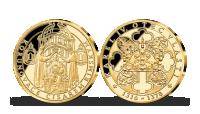 Pamětní medaile Korunovace římským císařem