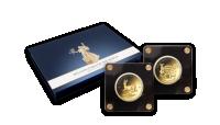 Kolekce: Nejvyhledávanější zlaté mince světa