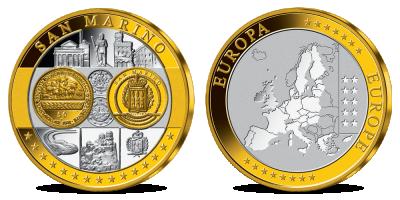 První společná evropská měna