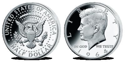 Americké stříbrné dolary