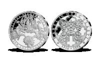 Rodiče Karla IV. - Jan Lucemburský a Eliška Přemyslovna