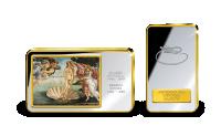 Mistrovská díla světového malířství - Zrození Venuše