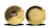 Nejznámější česká píseň zušlechtěná ryzím zlatem