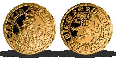 Kolekce: Nejvýznamnější české mince
