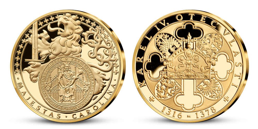 Život Karla IV. - Majestas Carolina