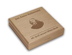Elegantní dřevěná kazeta