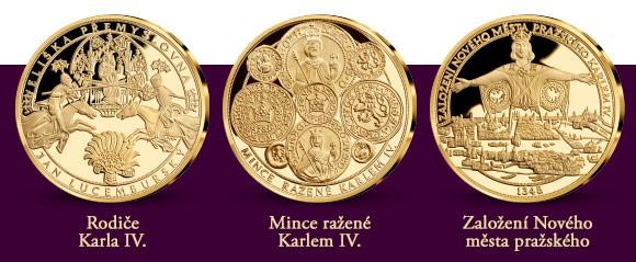 Další medaile v kolekci