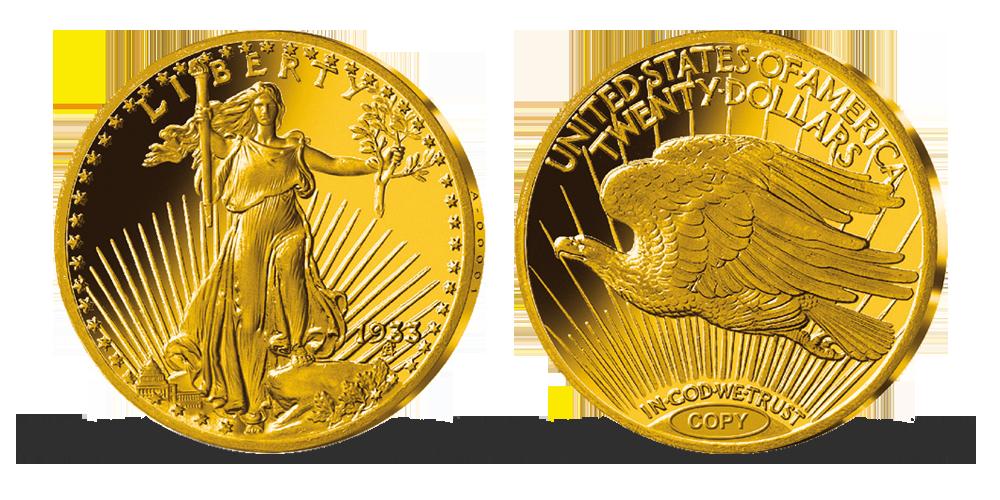 Slavná Double Eagle z roku 1933