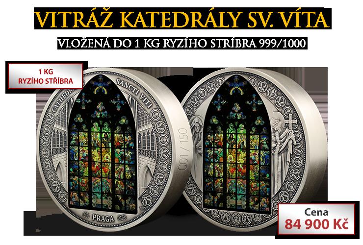 Odhalte novou numismatickou dimenzi!