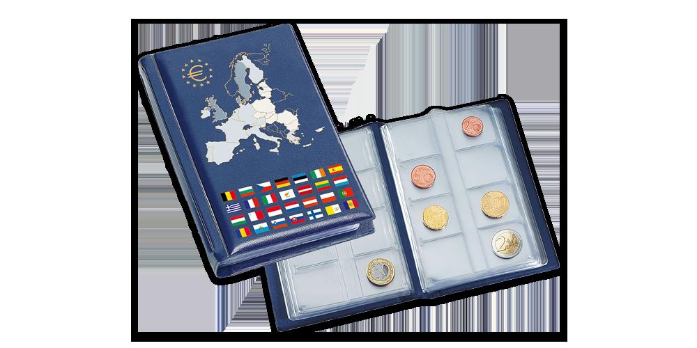 Mincovní album ROUTE EURO