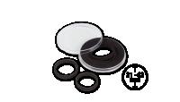 Mincovní kapsle CAPS XL 21-62 mm, 10 kusů