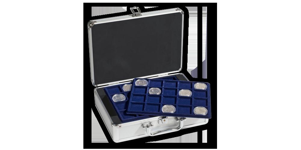Mincovní kufr CARGO S6 pro 120 mincí