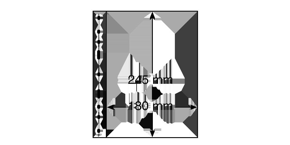 Sběratelský obal OPTIMA 1C