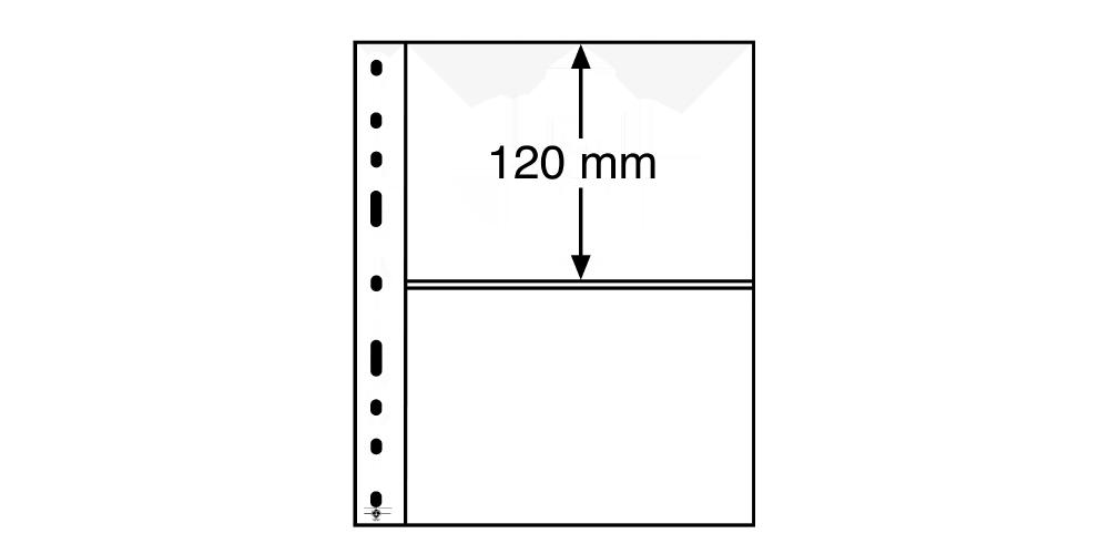 Sběratelský obal OPTIMA 2C