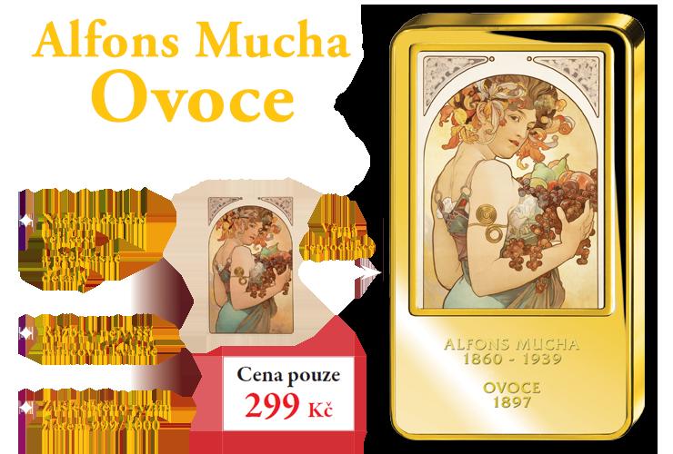 Alfons Mucha - Ovoce