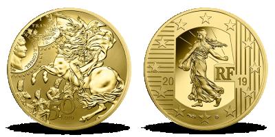 Napoleon Certifikované zlato
