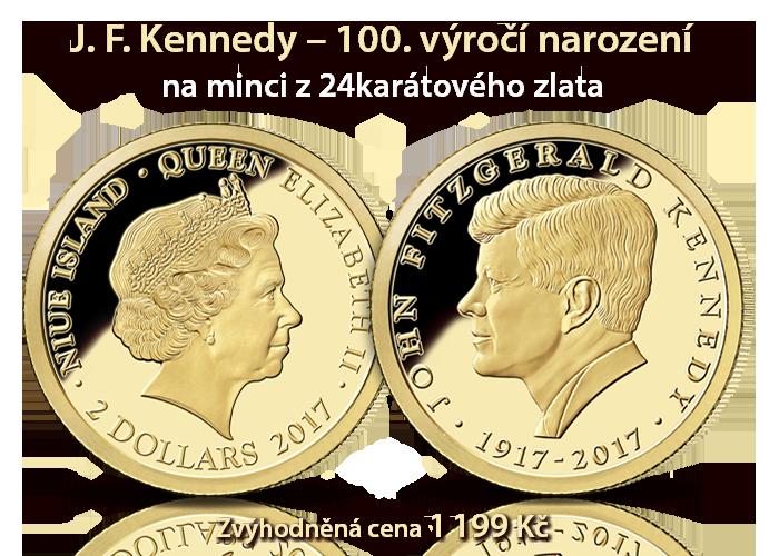 J. F. Kennedy – 100. výročí narození