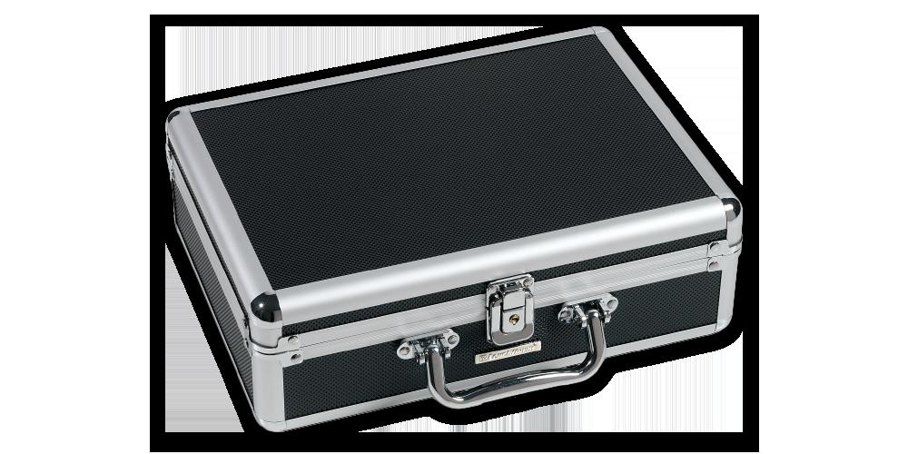 Numismatický kufr CARGO S černý