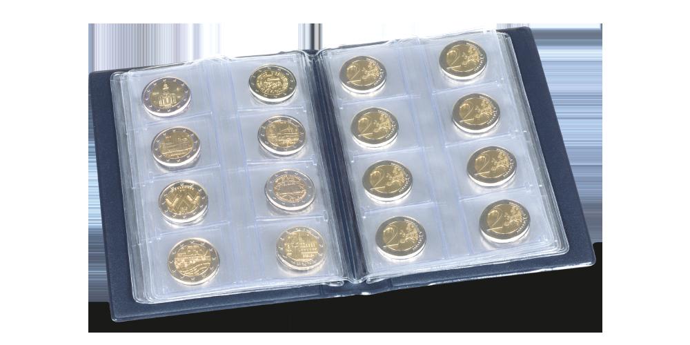Numismatický zakladač ROUTE na € 2 mince
