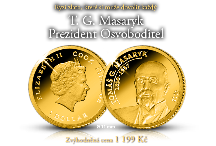 T. G. Masaryk - prezident Osvoboditel