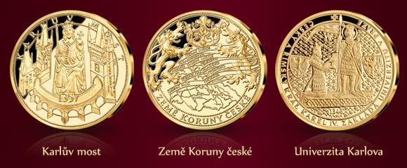 Další nádherné medaile v kolekci