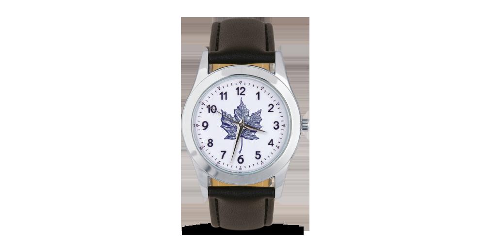 Elegantní náramkové elektronické hodinky