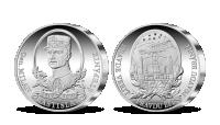Ražba dne - medaile vyražená v den 100. výročí úmrtí M. R. Štefánika