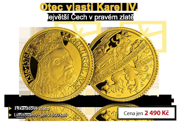 Největší Čech Karel IV.