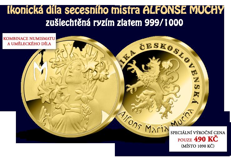 Ikonická díla secesního mistra Alfonse Muchy