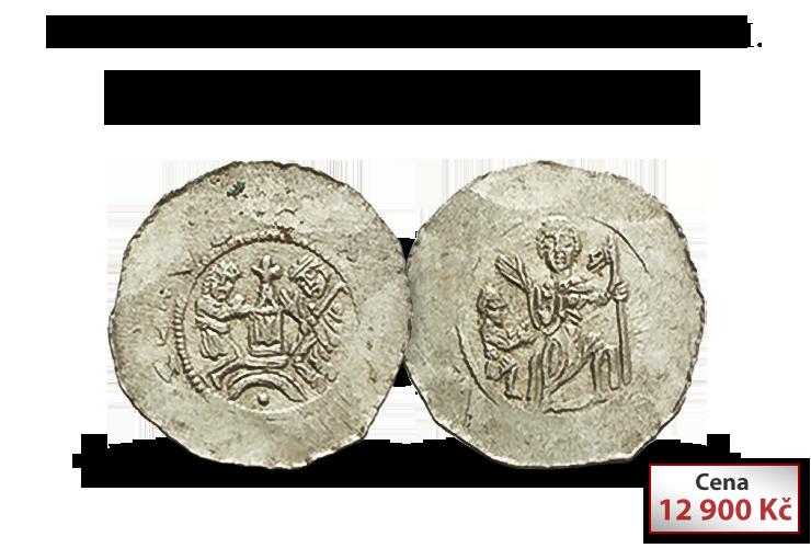 Mince stará více než 880 let v extrémně dobré kvalitě zachovalosti