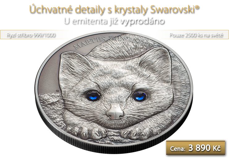 Úchvatné detaily s krystaly Swarovski®