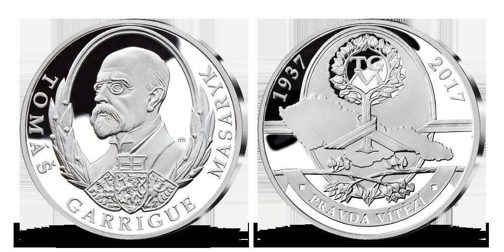 Oslavte 170. výročí narození T. G. Masaryka