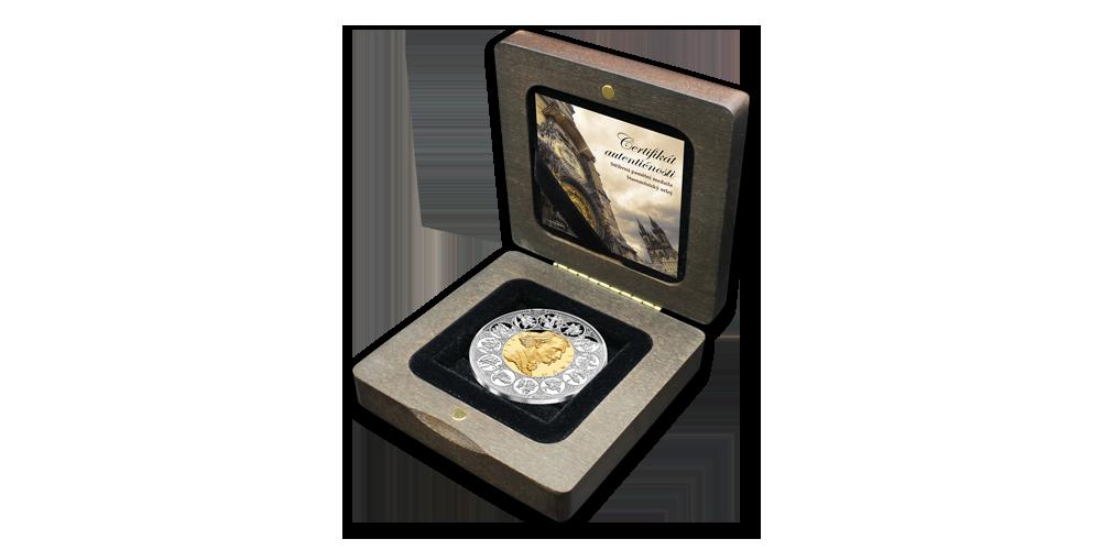 Elegantní dřevěná kazeta ZDARMA