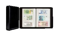 Stylové album na 300 bankovek - černé