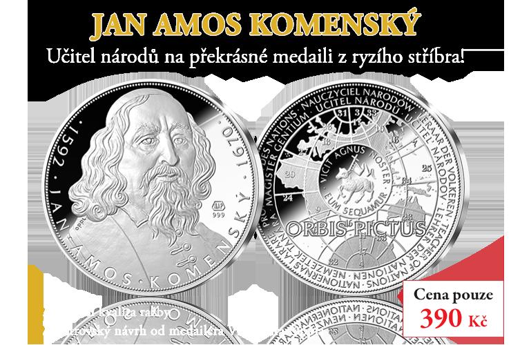 Jan Amos Komenský - Učitel národů
