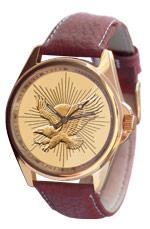 Dárek – náramkové hodinky Gold Eagle z limitované edice