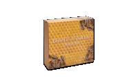 Včela medonosná na jedné unci ryzího stříbra